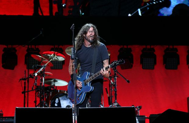 Foo Fighters follow 'Adele' blueprint on return