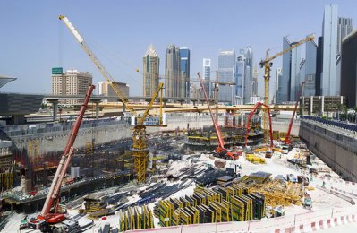 Bank financing to UAE realty sector tops $76bn in H1