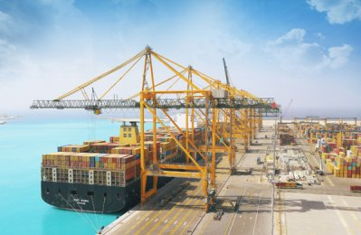 King Abdullah Port throughput up 14pc in H