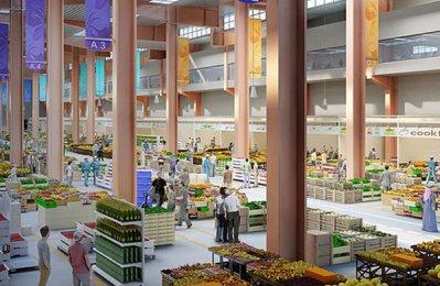 Blueprint for $1.5bn Dubai Food Park unveiled