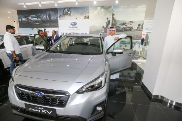 New Subaru XV launched