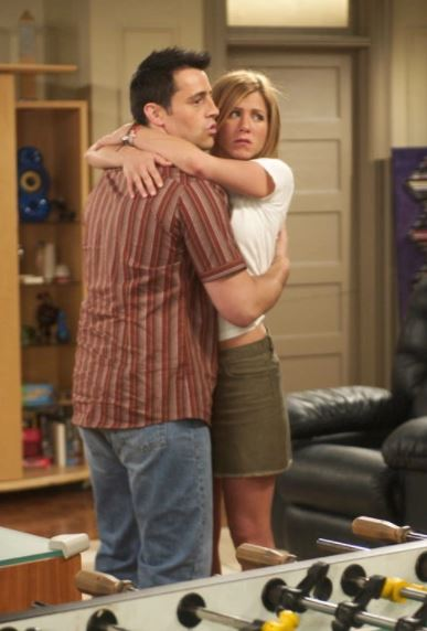Jennifer Aniston: Don't think Joey, Rachel could have ended up together