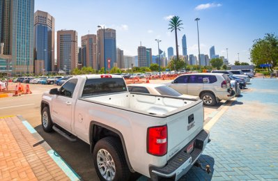 4,846 new parking spaces for Abu Dhabi