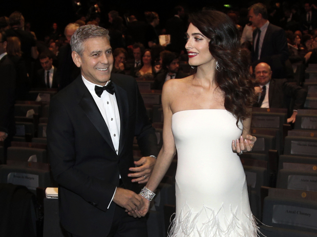 George Clooney on 'Suburbicon,' fatherhood and Trump