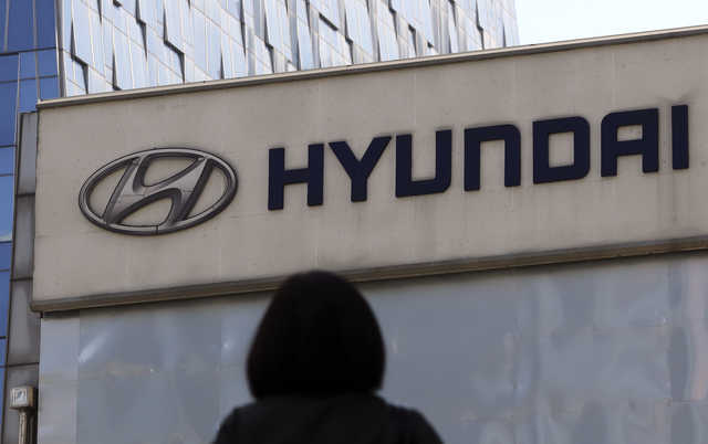 Hyundai resumes production in China after supply hiccup
