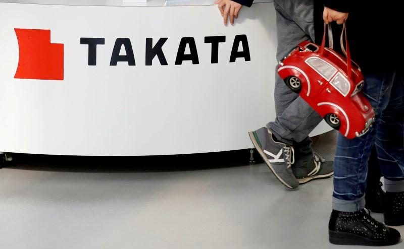 Honda reaches $605 million US settlement over Takata air bags