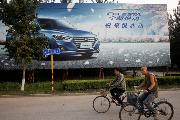 Hyundai hit again by supply disruption in China, one plant halted