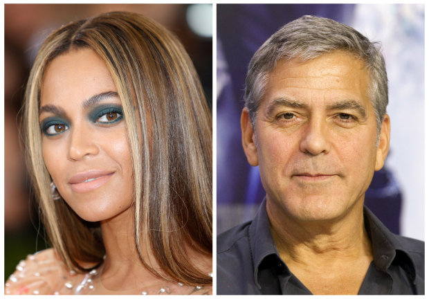 Beyonce, George Clooney to lead telethon for Harvey relief