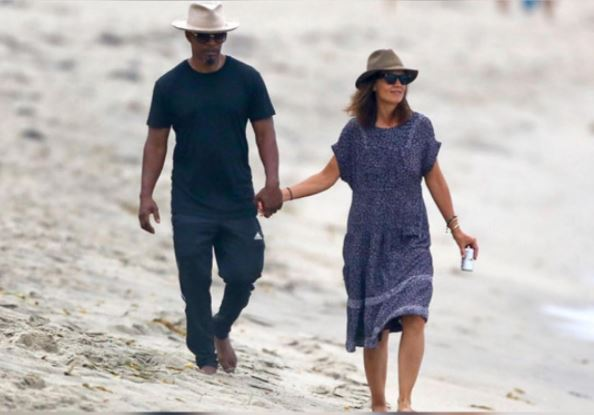 Hollywood: Photos: Jamie Foxx and Katie Holmes are not hiding their love anymore!
