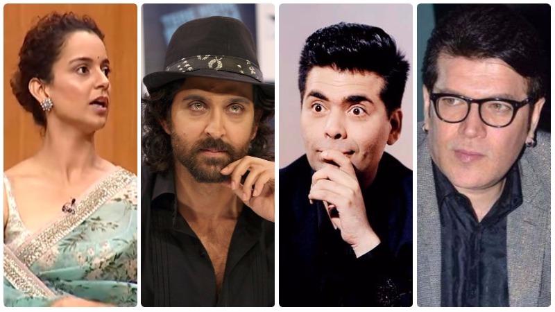 Celebrities react after Kangana Ranaut's explosive interview
