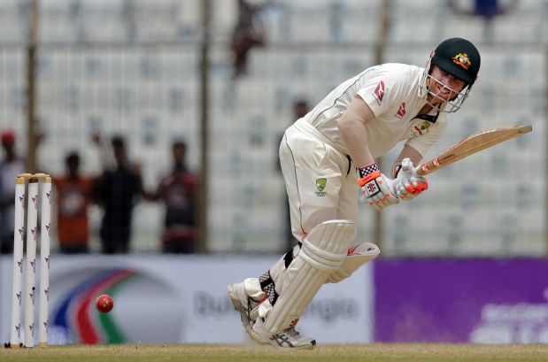 Aussies surge ahead against Bangladesh
