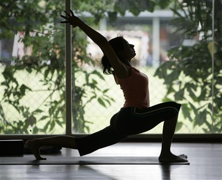 GDN Reader's View: Office yoga?