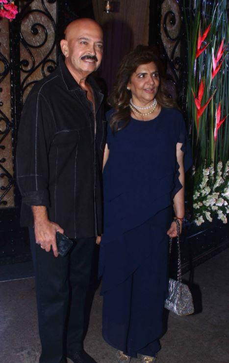 PHOTOS: Rakesh Roshan birthday party celebrated