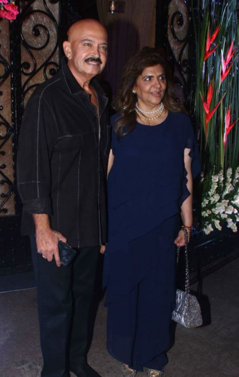 PHOTOS: Rakesh Roshan birthday party celebrated