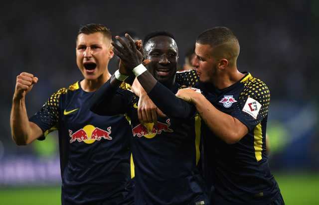 Bundesliga: Keita, Werner net as Leipzig win at Hamburg