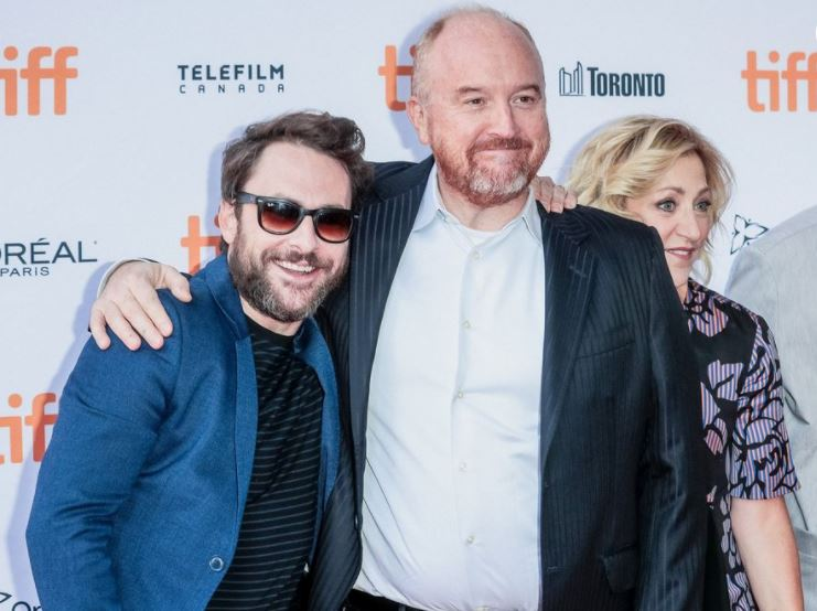 Louis CK premieres his secret, very Woody Allen-esque film