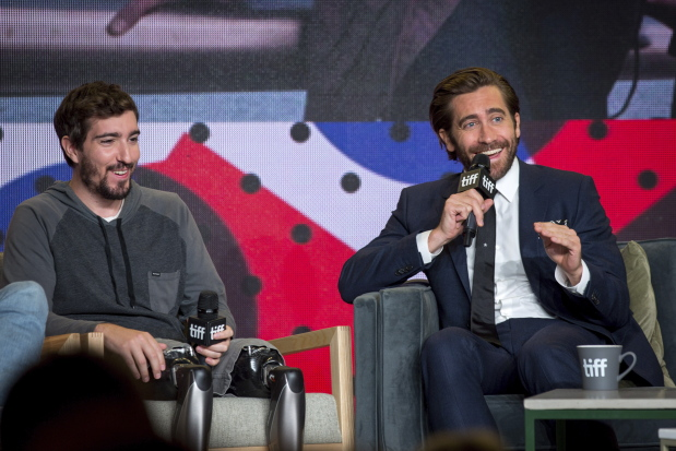 Jake Gyllenhaal finally plays superhero in 'Stronger'