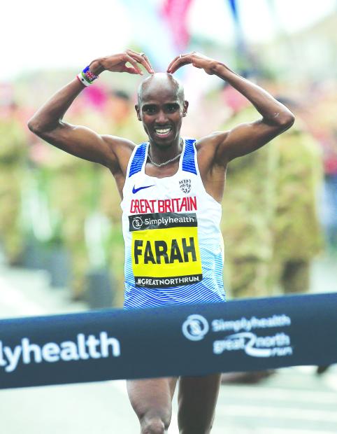Victorious Farah eyes London Marathon