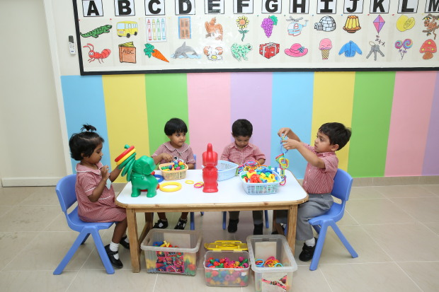 Al Dana Nursery focuses on children's all-round growth
