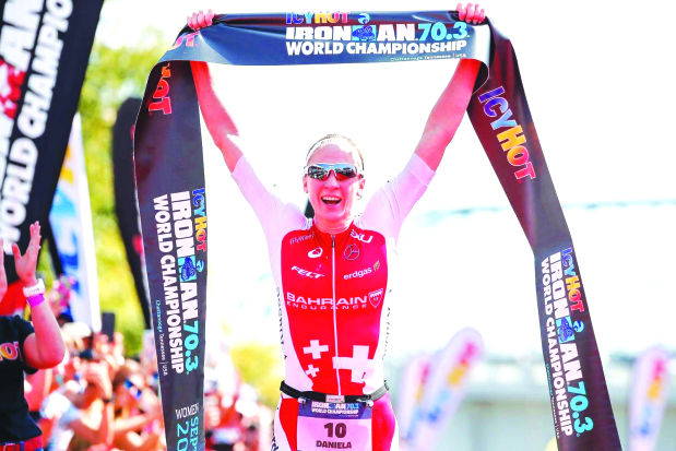 Bahrain claim top spots at US event