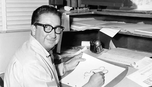 Animator of 'Pinocchio,' 'Fantasia', Xavier 'X' Atencio dead at 98