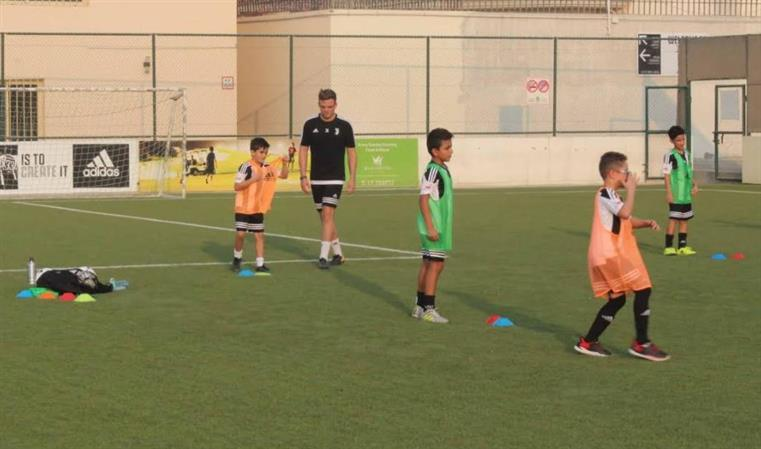 Juventus Academy launches in Bahrain