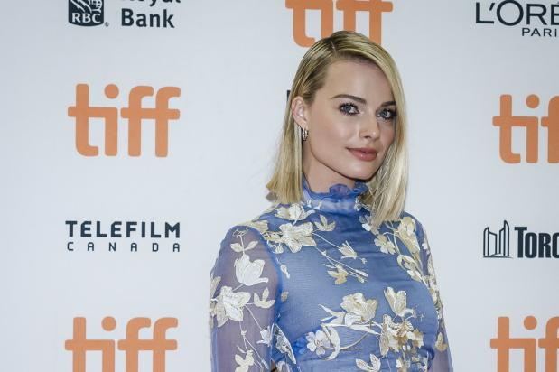 Margot Robbie's movie on Olympic skater Tonya Harding big hit in Toronto
