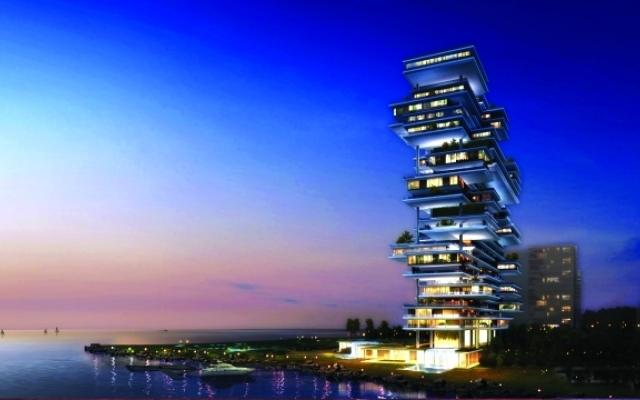 Most expensive flat sold for AED102 million in Dubai