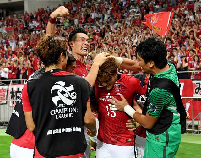 Asian Champions League: Urawa thrash 10-man Kawasaki to reach semis