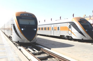 $2.6bn Saudi railway starts operations in December