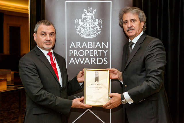 Arab Architects honoured for designing Al Tijaria Tower