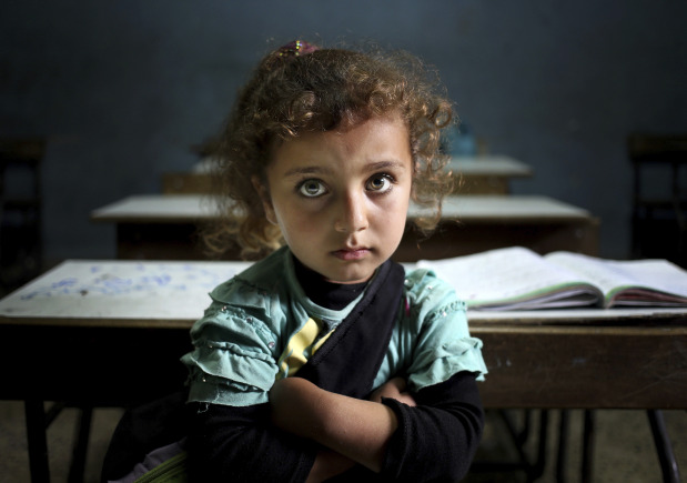 Rights group says millions in Syria school aid goes missing