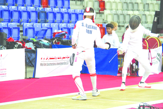 World junior fencing to be held in Bahrain