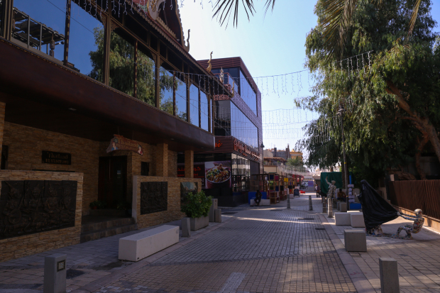 Adliya revamp to ease congestion