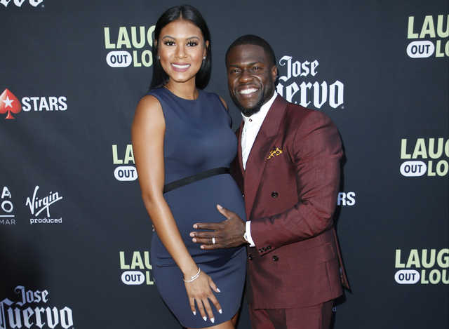 Kevin Hart apologises to wife, kids for 'mistakes'