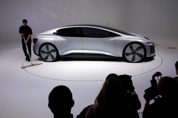 Five trends at the Frankfurt auto show