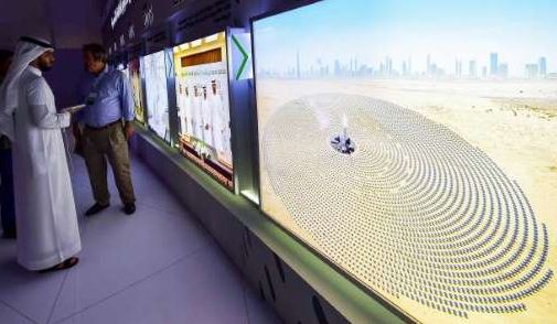 Dubai awards contract for final phase of solar park