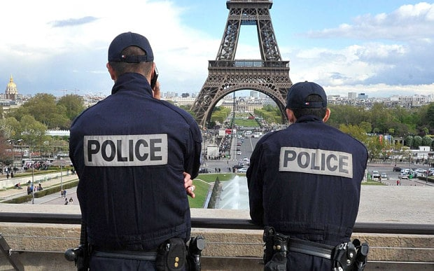 France: Acid attack on four US tourists not seen as terrorist act