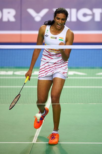 Sindhu conquers Okuhara to clinch Korea Open title