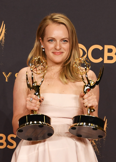 'Veep' and 'The Handmaid's Tale' win top Emmy Award prizes