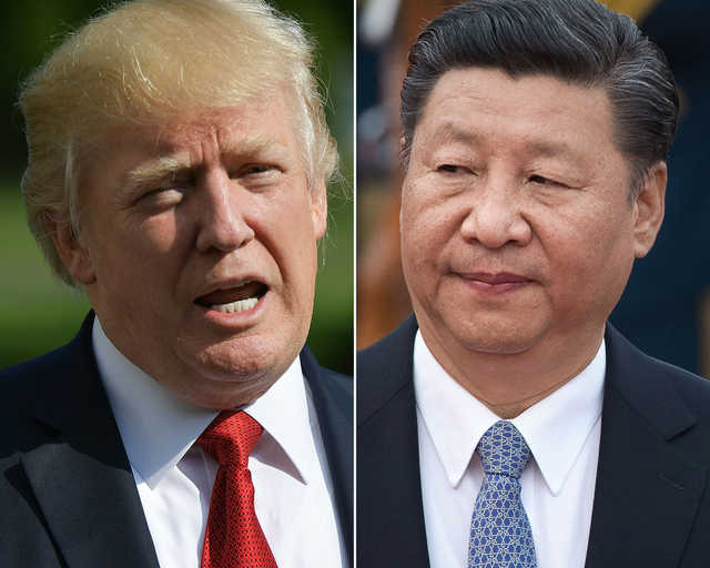 Xi and Trump discuss sanctions pressure on North Korea -White House