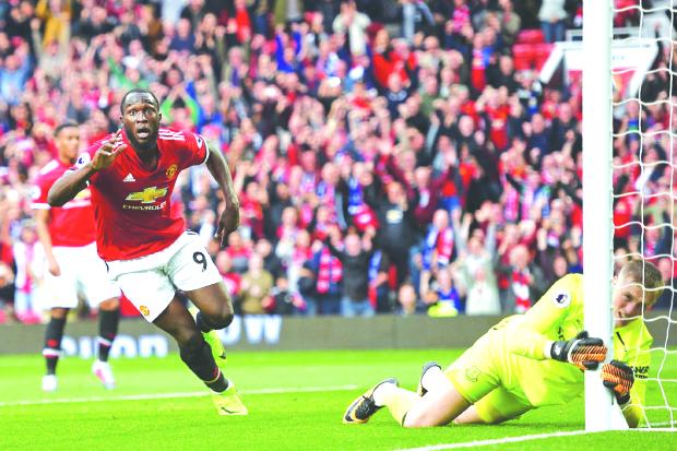 Premier League: Lukaku sets up United big win