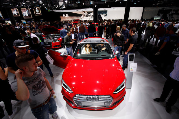 Audi takes lead in automated driving, but others wary to follow
