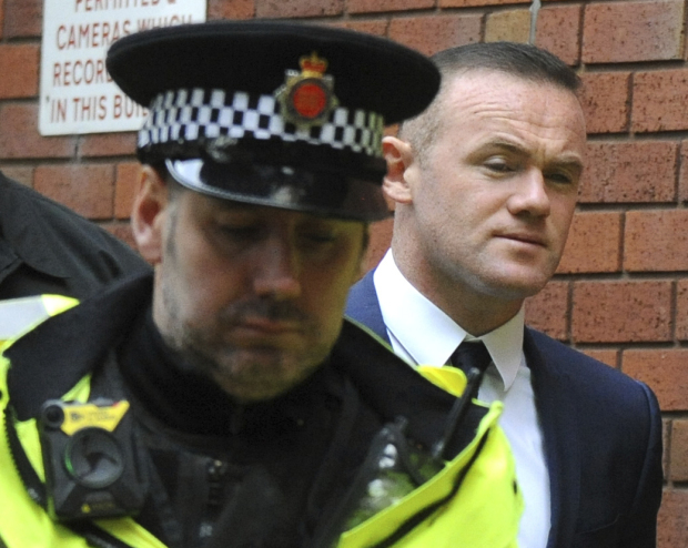 Rooney hit by two-year ban after drink-drive guilty plea