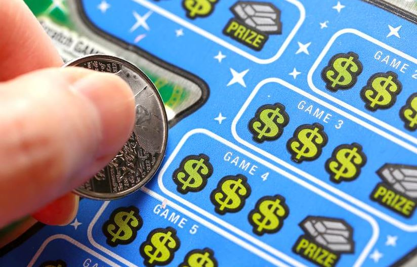 Michigan lottery tickets with four zeroes are worth $5,000
