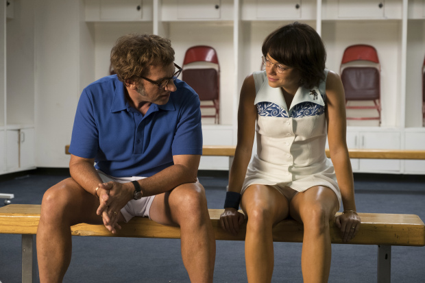 Hollywood: In 'Battle of the Sexes,' King passes a baton to Emma Stone