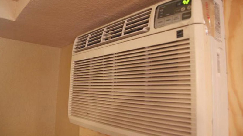 BEWARE: Expert describes air-conditioners as 'breeding grounds for bacteria and fungus'