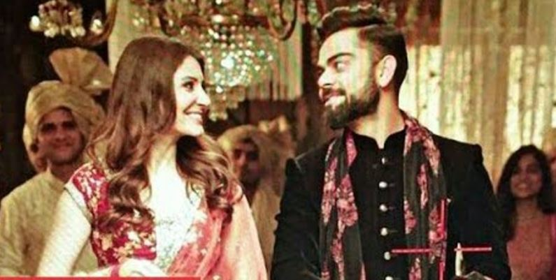 Virat and Anushka to become partners!