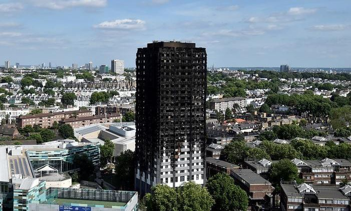 Police: Manslaughter charges possible in London tower block fire disaster