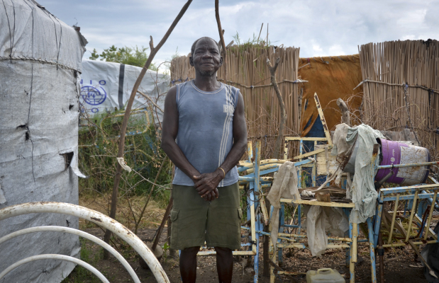 Forgotten people stranded for years by South Sudan's war